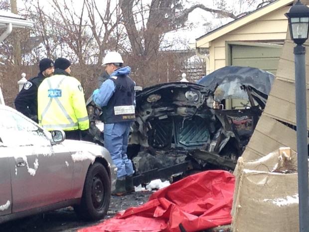 St. Thomas car explosion