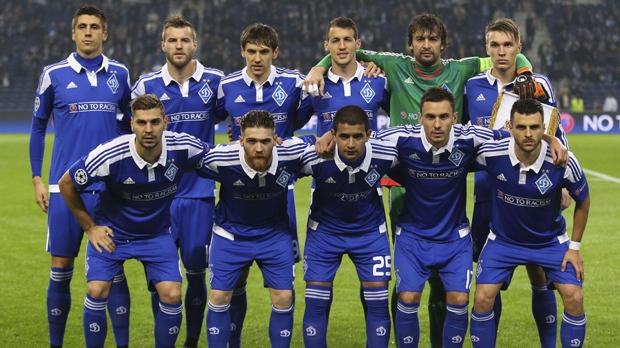 Dynamo Kiew Besiktas