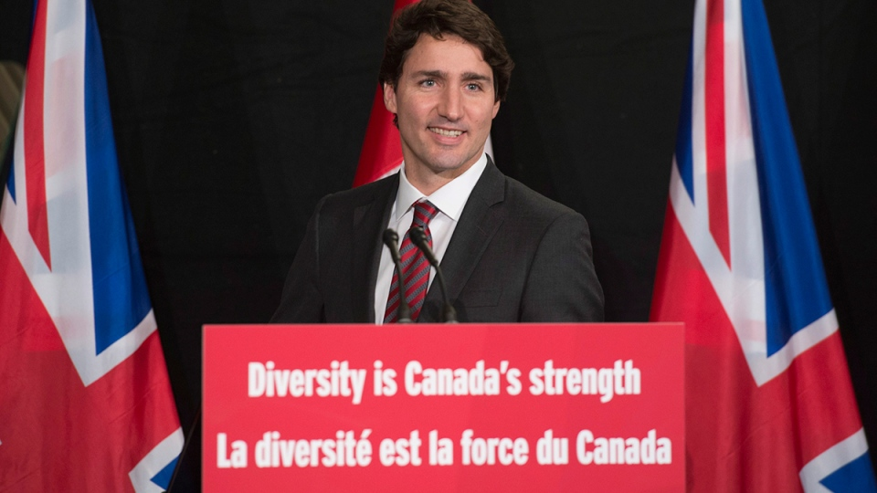 Prime Minister Justin Trudeau on downing of jet