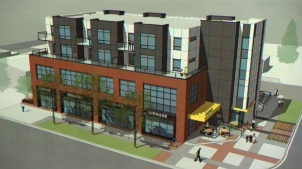 Brentwood development