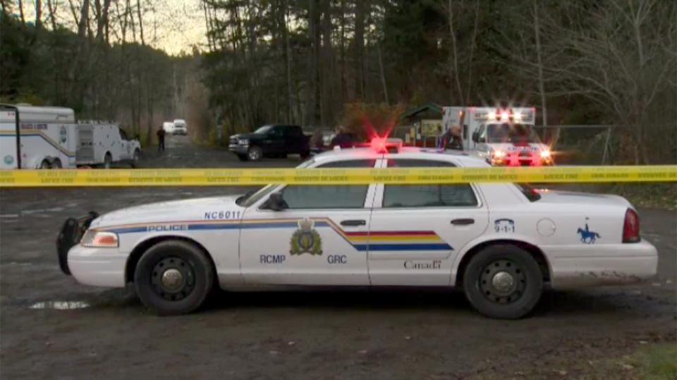 Vancouver Island Accident Report Nov