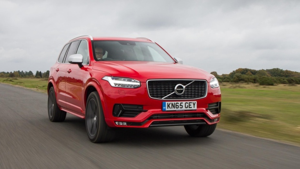 is the volvo xc90 the safest car in the world ctv news autos. Black Bedroom Furniture Sets. Home Design Ideas
