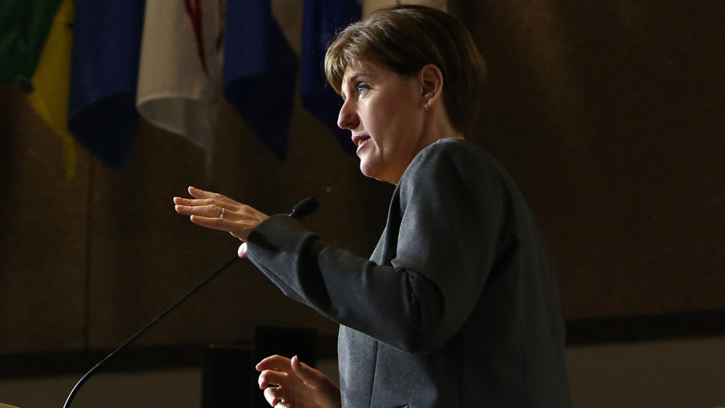 Minister Marie-Claude Bibeau on Syria funds