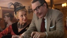 Helen Mirren, left, as Hedda Hopper and Bryan Cranston as Dalton Trumbo, in Jay Roach's 'Trumbo,' a Bleecker Street release. (Hilary Bronwyn Gayle / Bleecker Street)