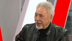 Canada AM Extra: One-on-one with Tom Jones