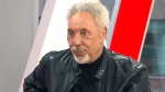 AT 75 years old, Tom Jones says he has no intentions of slowing down.