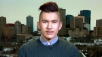 Billy-Ray Belcourt speaks to Canada AM from Edmonton about becoming a Rhodes scholar.
