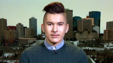 Canadian First Nations Rhodes scholar