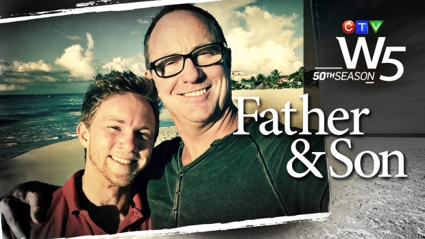W5: the story of W5s own Kevin Newman, and the coming- out of his son, Alex.