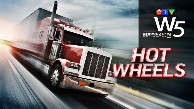 This week, W5 investigates a multi-billion dollar crime wave: cargo theft. Everything from high-priced electronics to food, to toilet paper. If it's in a truck or trailer thieves will steal it. And it costs us all. W5 Saturday 7 pm on CTV.