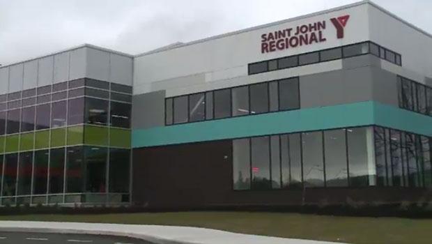The Saint John Regional YMCA seen on Friday, Nov. 28, 2015.