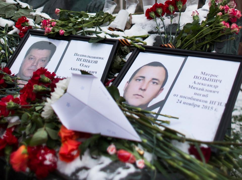 Oleg Peshkov and Alexander Pozynich