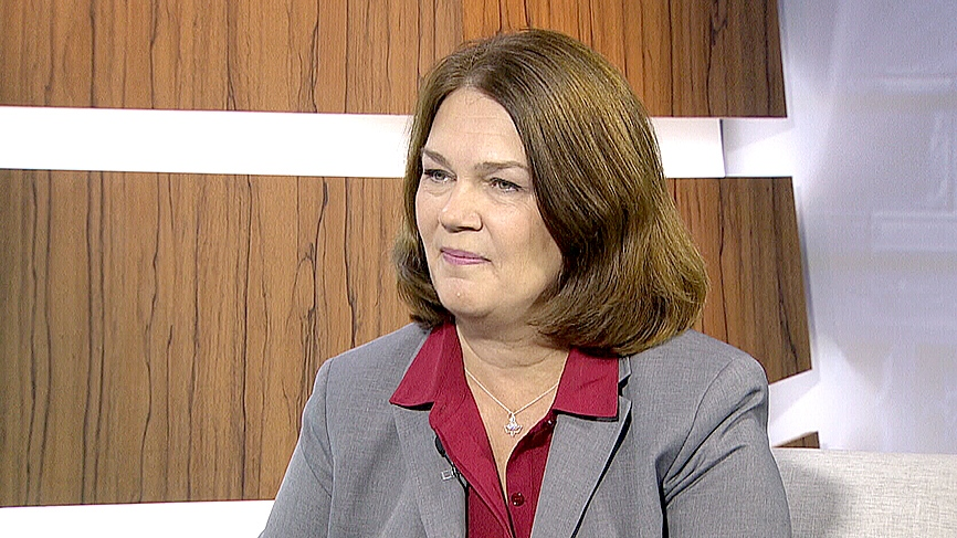 Health Minister Jane Philpott speaks with CTV's Question Period on Nov. 29, 2015.
