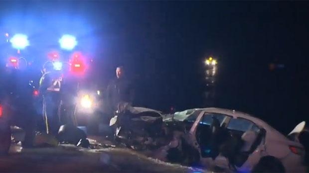 Fatal Highway 7 crash - Black Diamond