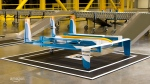 The Amazon Prime Air drone is seen. (Amazon)