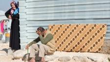 Zaatari Refugee Camp near Mafraq, Jordan
