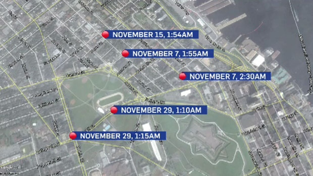 Five alleged assaults in the past three weeks has Halifax Regional Police boosting patrols in the area.