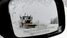 Snow plow Ontario file