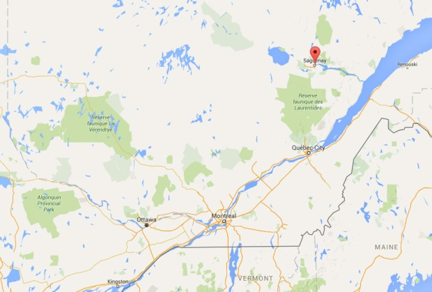 Drugs may have caused s of two men 48 hours apart in ... on world map quebec, major lakes in quebec, mapquest quebec, detailed map of quebec, google earth quebec,