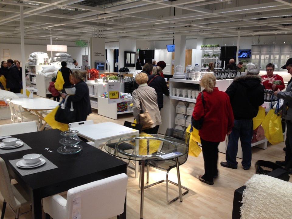 Ikea Pick Up Point Location In London Now Open Ctv