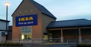 Ikea Pick-Up Point in London