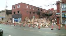Bathurst fire aftermath