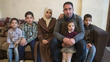 Alhajali family waits to come to Canada