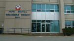 The Nova Scotia Teachers Union headquarters is seen in this undated file photo.