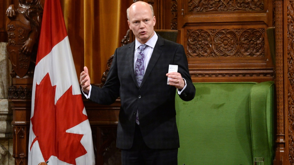 How geoff regan went from speech therapy to speaker of the house ctv news - Canadian speakers bureau ...