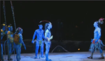 A look at the making of Toruk, the Cirque du Soleil's latest show