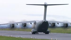 CTV News Channel: Impact of British airstrikes