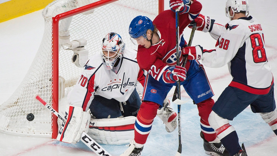 Call of the Wilde  Habs dominate but can t solve Holtby  63edc8c1f