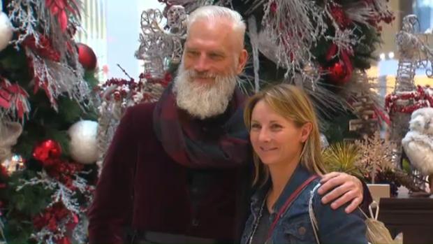 Fashion Santa\u0027 is turning heads at Yorkdale