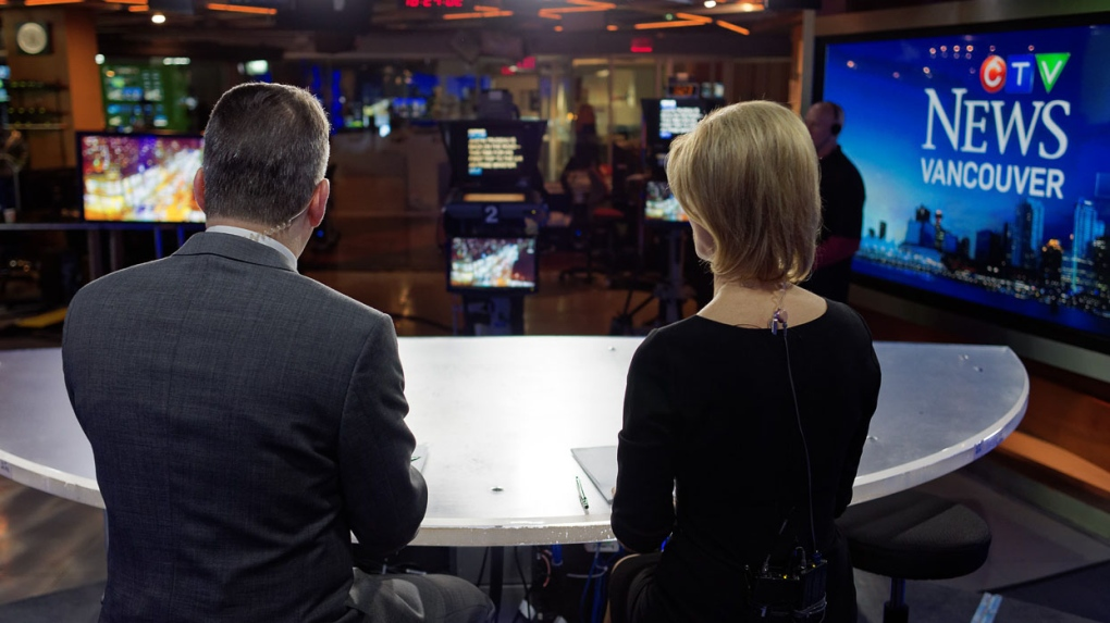 Behind the scenes at CTV News Vancouver | CTV Vancouver News