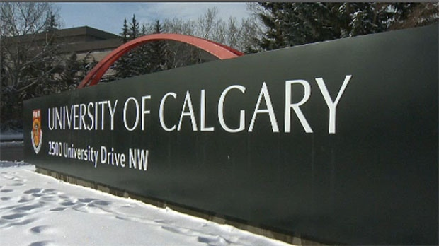 The University of Calgary community includes more than 32,000 students and 6,500 faculty and staff.