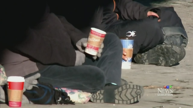 CTV Saskatoon: Local man helps homeless