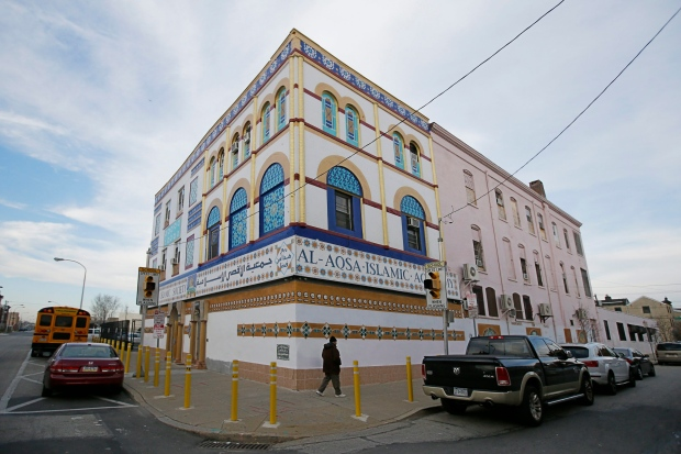 Al Aqsa Islamic Society mosque