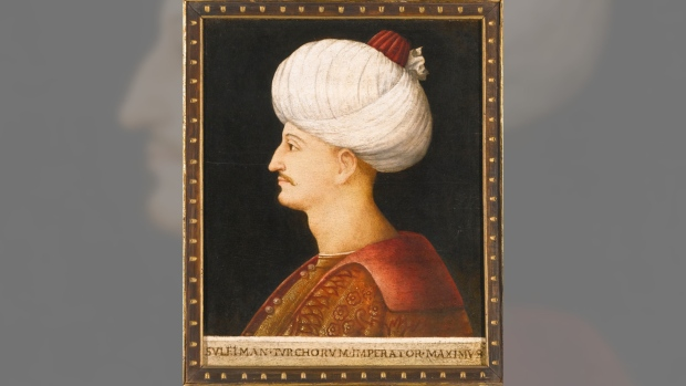 Suleiman the Magnificent news