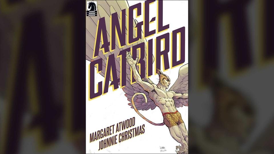 "Margaret Atwood's ""Angel Catbird"" graphic novel. (Dark Horse Comics)"