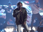 In this Sunday, June 28, 2015, file photo, Kendrick Lamar performs at the BET Awards at the Microsoft Theater in Los Angeles. Lamar is the leading Grammy Award nominee with 11, followed by Taylor Swift and the Weeknd, who earned seven nominations each. (Chris Pizzello / Invision / AP)