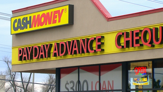 The province is review payday loan practices, incl