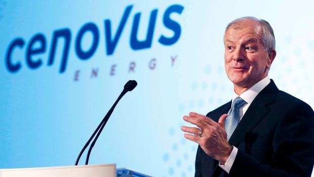 Cenovus Energy posts $545M loss but returns to profitability in Q4 2016