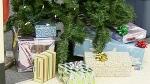 Gifts stolen
