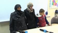 syrian family cowichan bay