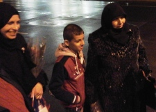 cowichan bay syrian refugees