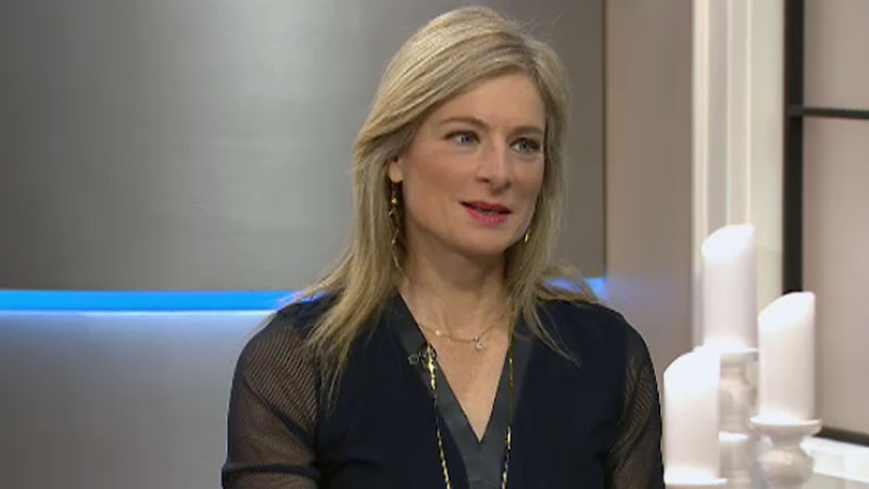 Astrophysicist and author Lisa Randall speaks to Canada AM on Friday, Dec. 11, 2015.