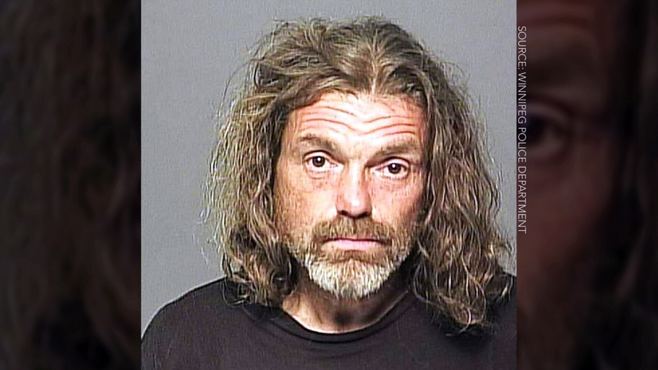Raymond Joseph Cormier, 53, is shown in this undated police photo. (Winnipeg Police Department)