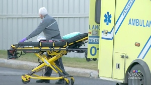 Montreal ambulance