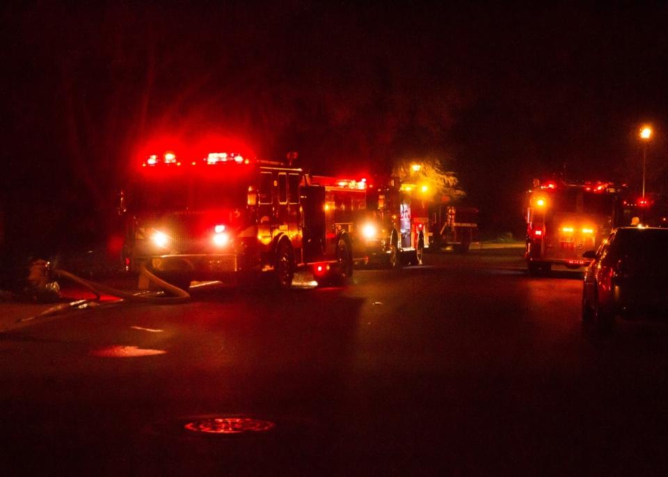 Fire at 277 Erie St. W. (AM 800)