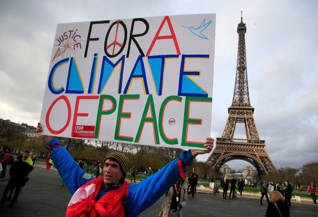 Paris climate deal on track for early start